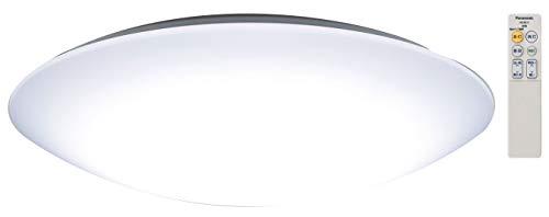 パナソニック 日本製 LEDシーリングライト 調光・調色タイプ ~8畳 4299lm リモコン付 HH-CF0820AZ 【Amazon.co.jp限定】