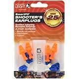 Howard Leight by Honeywell SmartFit Corded Reusable Shooting Earplugs, 2-Pairs (R-01520)-Set of 2