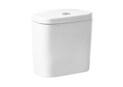 Roca A34139X000 - Cisterna de doble descarga 6/3 litros, colección Victoria, alimentación inferior, color blanco