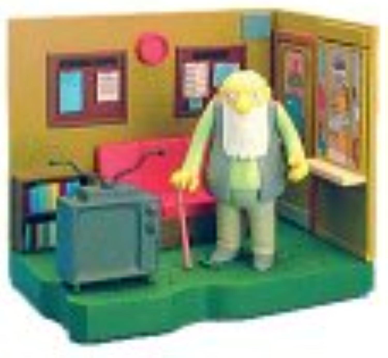 el más barato The Simpsons Serie 8 - Castillo Castillo Castillo de jubilación con jazón  ¡No dudes! ¡Compra ahora!