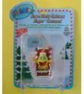 Webkinz Figurine - Holiday Ornament - HAVE A WACKY CHRISTMAS ZINGOZ