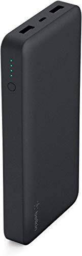 Belkin POCKET Power Bank 5.000 mAh, 15,000 mAh, zwart