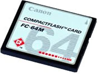 Canon CF-64MB - Compact Flash Card 64MB Memoria Flash 0,0625 GB ...