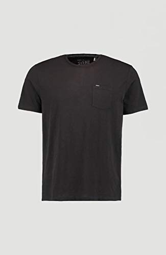 O'NEILL N02301-9010 T-Shirt Homme, Black Out, FR : S (Taille Fabricant : S)