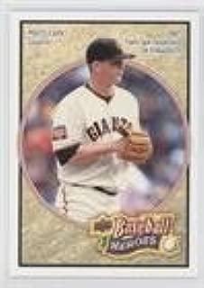 Matt Cain (Baseball Card) 2008 Upper Deck Baseball Heroes - [Base] #80