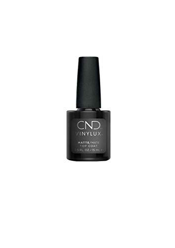 CND Vinylux Top Coat Matt 15 ml