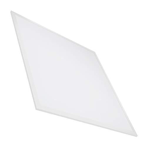 Panel LED Slim 60x60cm 40W 3600lm LIFUD Non Flicker Falsos techos suspender Empotrar Tiendas Oficinas (K8000)