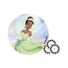 ViewMaster 3D Reels - Disney Princess and the Frog Set by View Master