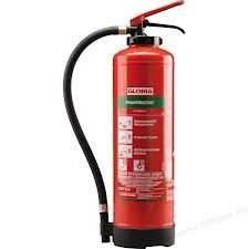 Feuerlöscher Gloria 6 Liter Schaum Sk6 Easy mit Kartuschen System