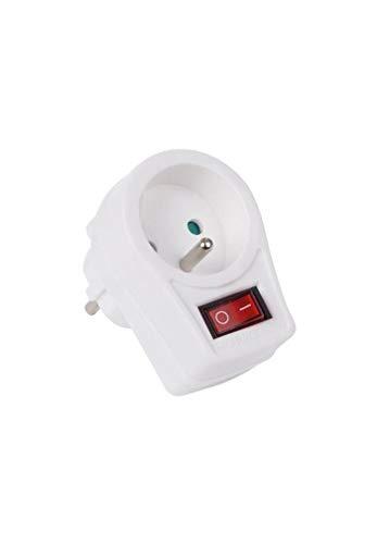 Eqwergy - Prise Coupe Veille Interrupteur