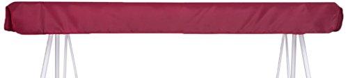 Stiliac 9472t308Dach Notebook, Rot, 220x 124x 1cm