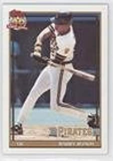 Barry Bonds (Baseball Card) 1991 Topps - [Base] #570
