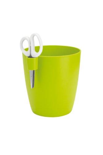 Elho 8121641538300 Brussels Kräutertopf Single L, lime grün/zitrone/gelb