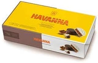 Alfajores Havanna Mixtos Chocolate Negro y & Choc.Blanco c/ dulce de leche x 12 - 660g/ 23oz