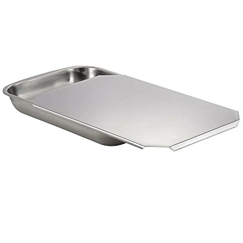 Libertyware - Stainless Steel Cake Pan with Cover - 9' X 13'