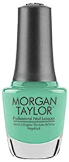 Morgan Taylor Nail Polish - A Mint of Spring - 15ml - 0.5 Fl. oz.
