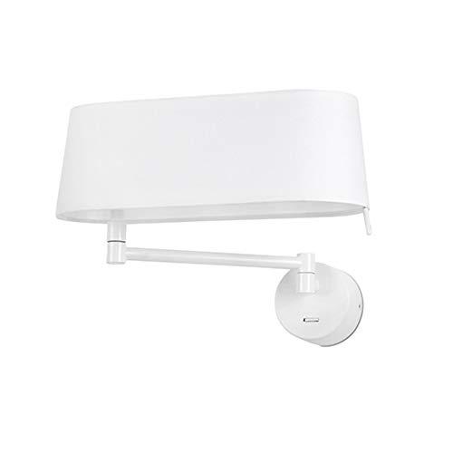 Faro Barcelona 28481 - DESLIZ LED Lample applique blanche