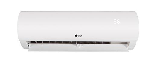 Artrom ARM-12DC. Aire Acondicionado Tipo Split. con PCB preparada para Accesorio Wi-Fi Opcional. 12.000 BTUs, Calidad excelente y diseño Compacto en Blanco Puro.