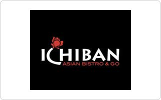 Ichiban Asian Don't miss the campaign Bistro Japan's largest assortment Go Card Gift