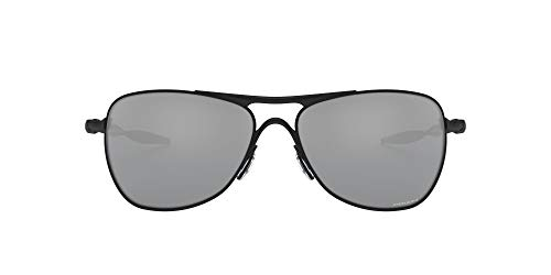 Oakley Herren CROSSHAIR Sonnenbrille, Matte Black, 61