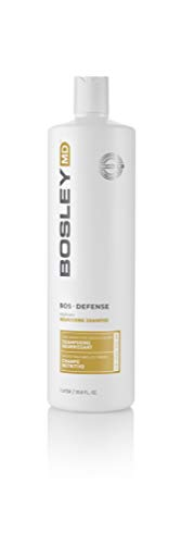 top rated BosleyMD BOSDefense Color Safe Nourishing Shampoo, 33.8 fl oz (Package may vary) 2020