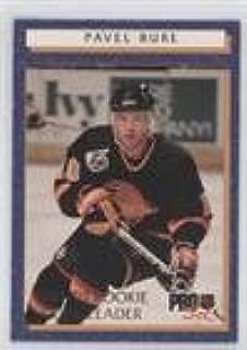 Pavel Bure (Hockey Card) 1992-93 Pro Set - Rookie Goal Leader #2