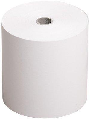 Bobine Papier Thermique, 80 x 80 x 12 mm, Lot de 50