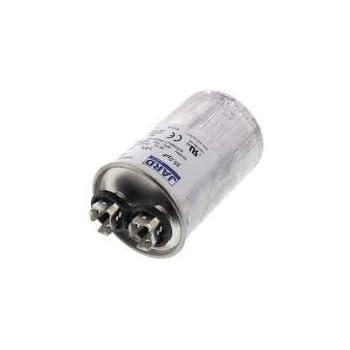97F9606 Mars 12215-25 uF MFD x 370 VAC Genteq Replacement Capacitor Round # C325R