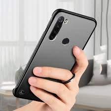 Capa Case Invisible Bumper Sem Bordas Oneplus 7 Pro de 6.67 Polegadas