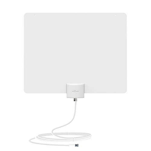Our #6 Pick is the Mohu Leaf Indoor TV Antenna