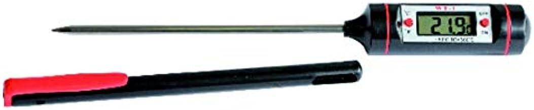 Expert by net - Termómetro electrónico transportable - A punta acero inoxidable de-30 a +150°C