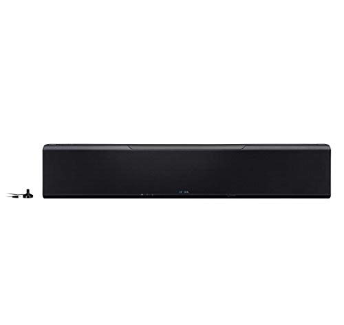 Yamaha YSP-5600 Music Cast Sound Bar with Dolby Atmos & DTS, Works with Alexa (Renewed)