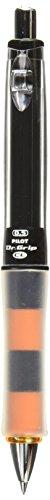Pilot Mechanical Pencil Dr. Grip CL Play Border, 0.5mm, Black/Orange (HDGCL-50R-PBO)