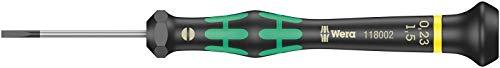 Preisvergleich Produktbild Wera 2035 Elektroniker-Schlitzschraubendreher,  0, 23 x 1, 5 x 40 mm,  05118002001