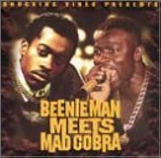 Beenie Man Meets Mad Cobra by Beenie Man, Mad Cobra (1995-09-05)