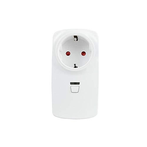 Intelligente stopcontacten PNI SafeHouse HS710 compatibel met draadloze alarmsystemen