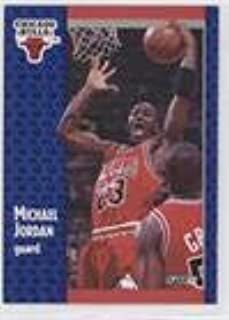 Michael Jordan (Basketball Card) 1991-92 Fleer - [Base] #29