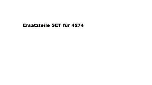 Projahn Ersatzteile Set für Drehmomentschlüssel 4274 ab Herstelldatum Schlüssel 03/2012, 4274-11