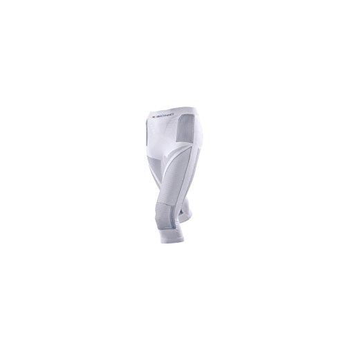 X-Bionic Erwachsene Funktionsbekleidung Lady Acc Evo UW Pants Medium, White/Pearl Grey, S/M, I020242