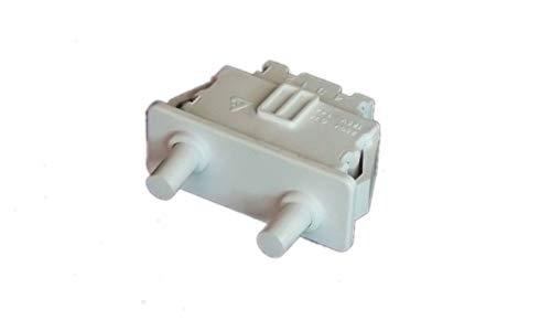 Fabricado en la UE Interruptor de luz de repuesto para el refrigerador Elemento diseñado para SAMSUNG refrigerador Hecho de material de alta calidad El elemento puede caber en refrigeradores de diferentes marcas y marcas.