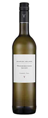 Heinrich Vollmer Weißburgunder Trocken 2018 (1 x 0.75 l)