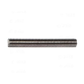 Pack of 12 Stainless 304 Small Parts 45266 Threaded Rod 1//2-13-2