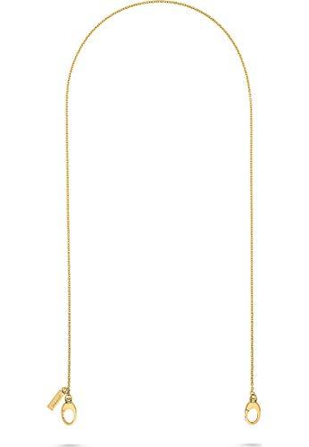 JETTE Unisex-Kette 925er Silber One Size Gold 32013462