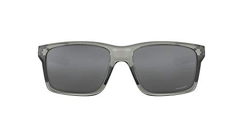 Oakley Mainlink Gafas de sol, Gris, 57 para Hombre