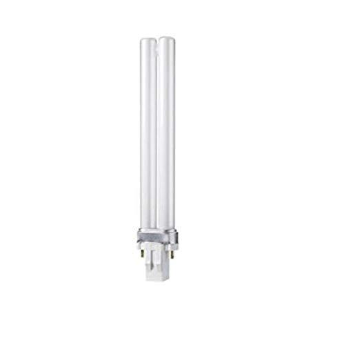 Philips Alto PL-S Energy Saver Compact Fluorescent Light Bulb: 825-Lumen, 3500-Kelvin, 13-Watt, 2-Pin GX23 Base, Neutral Light, 10-Pack