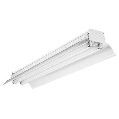Lithonia Lighting/Acuity - TEJS-2-32-MVOLT-1/4-GEB10IS - Lithonia Lighting/Acuity TEJS 2 32 MVOLT 1/4 GEB10IS 2-Light Suspended/Surface Mount EJS Series Tandem Unit Fluorescent Low Bay Fixture; 32