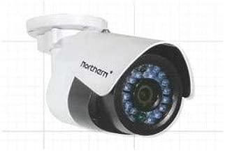 Northern IP4B Bullet Camera, Bullet, Full HD, WDR, Outdoor, Day/Night, 4 Megapixel, 2688 x 1520p Resolution, 100' IR LED Range, 4 MM Lens, 12 Volt DC 5 Watt, IP66, Aluminum, White, PoE