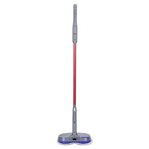 Emoshayoga Fregona eléctrica desmontable sin cable, mopa eléctrica inalámbrica para suelo de mopa de agua eléctrica inteligente...