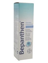 Bepanthen Kühlendes Schaumspray, sorgt bei leichten Verbrennungen und Sonnenbrand für schnelle Linderung, 75 ml