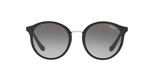 Vogue Eyewear 0VO5166S W44/11 51 Occhiali da sole, Nero (Black/Gradient), Donna